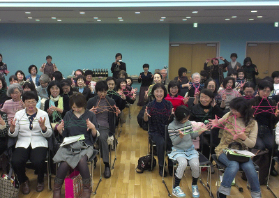 Japanese Audience 2012