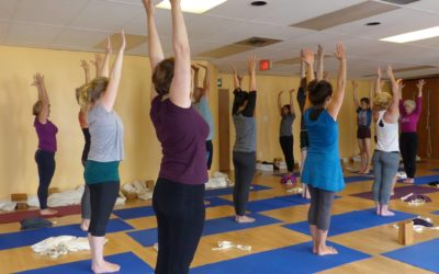 Yoga & Rehearsals: Musings on a Pause