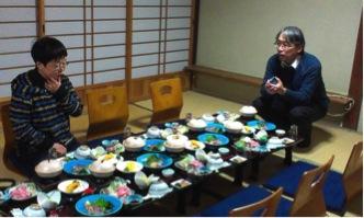 Masako and Mr Yamamoto