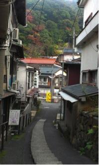 Tawarayama by daylight