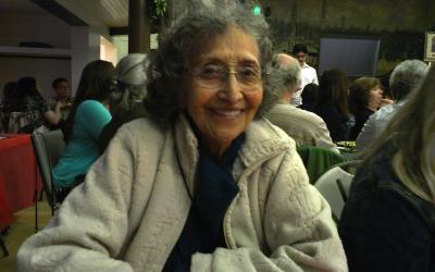 Dolores on Haida Gwaii