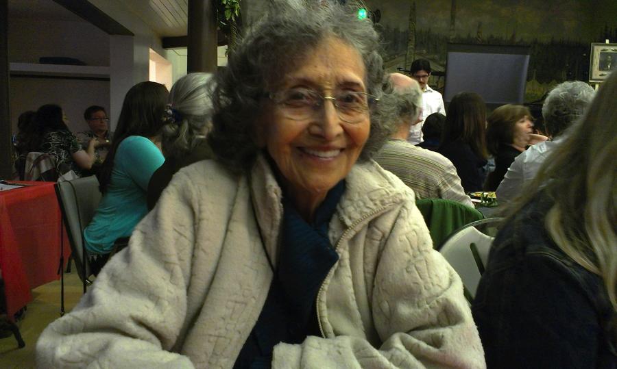Dolores on Haida Gwaii 2