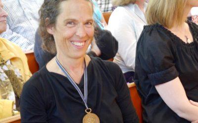 Chile, Birds, Soccer Balls and an Award